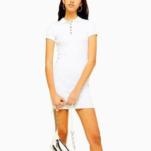 Topshop Polo Dress